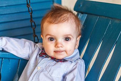 Elliot 7 months-10