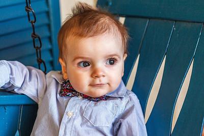 Elliot 7 months-9