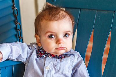 Elliot 7 months-8