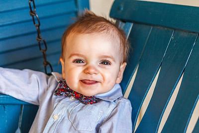 Elliot 7 months-11
