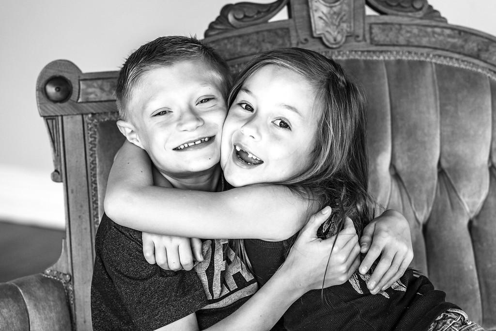 Zachary & Olivia-1b&w