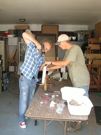 Making a Video Light: August 23, 2014