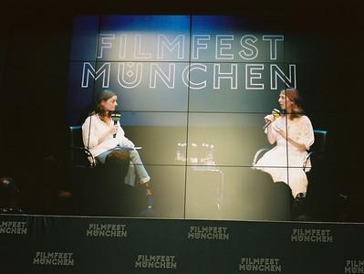 Sofia Coppola at the Munich Film Festival