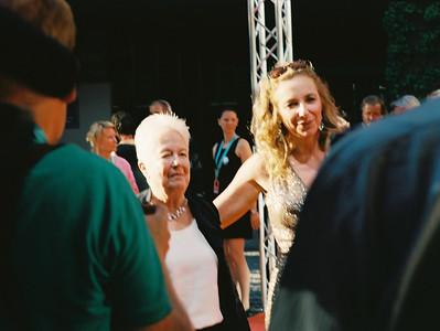 Eleanor Coppola at the Munich Film Festival