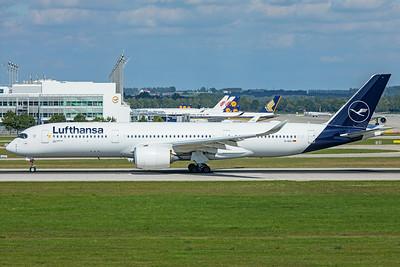 Lufthansa Airbus A350-941 D-AIXJ 9-13-19
