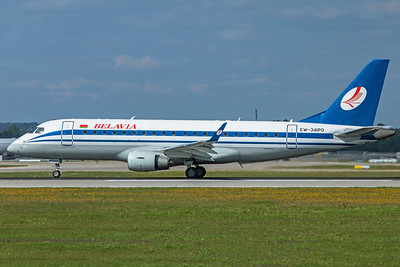 Belavia Embraer ERJ-170-200LR EW-341PO 9-12-19