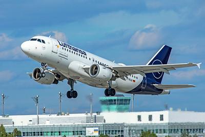 Lufthansa CityLine Airbus A319-114 D-AILB 9-12-19