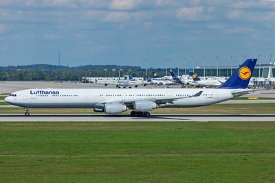 Lufthansa Airbus A340-642 D-AIHW 9-13-19