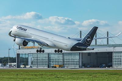 Lufthansa Airbus A350-941 D-AIXI 9-12-19