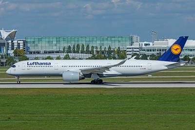 Lufthansa Airbus A350-941 D-AIXA 9-13-19