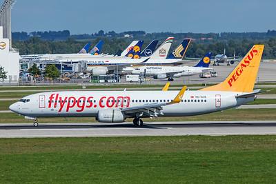 Pegasus Boeing 737-82R TC-AIS 9-13-19