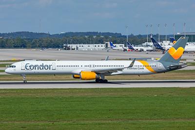 Condor Boeing 757-330 D-ABOC 9-13-19 2