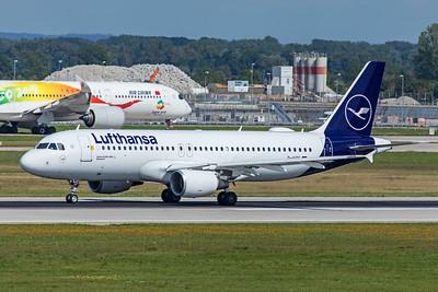 Lufthansa Airbus A320-214 D-AIZE 9-13-19