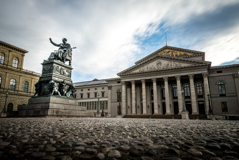 König Maximilian I Joseph von Bayern Denkmal