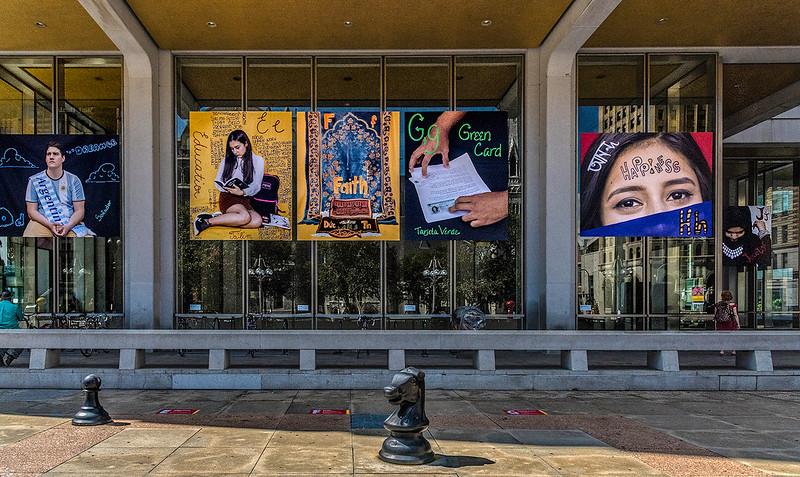 Municipal Services Building Public Art 2017