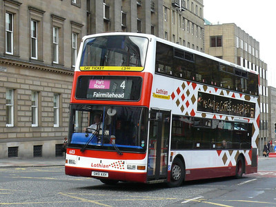 Lothian Buses [disposed vehicles]
