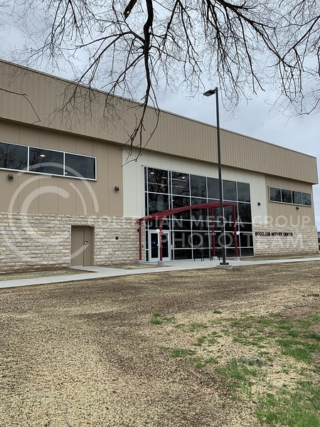 The recently completed new Douglass Activity Center is taking artist proposals to design and paint a 14 foot mural to be completed by the Juneteenth Celebration. (Sophie Osborn   Collegian Media Group)