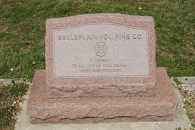 Belleplain Fire Memorial