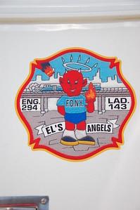 FDNY E-294 - L-143