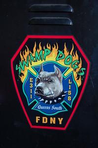 FDNY E-311 - L-158