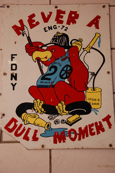 FDNY  Murals, Memorials, Etc.