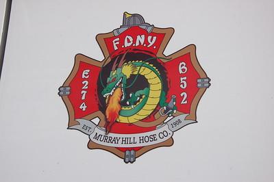 FDNY E-274 & B-52