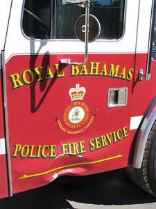 Bahamas rearmount