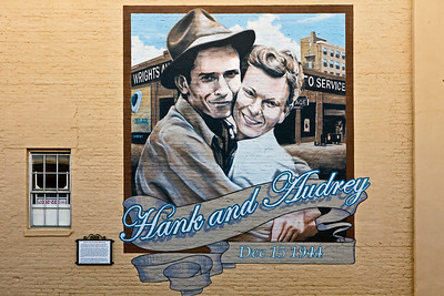 Hank & Audry Williams Wedding Mural Andalusia AL_2704
