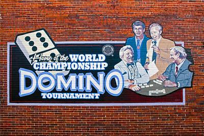 Domino Championship Mural Andalusia AL _2692
