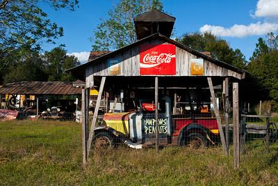 Coke Signs PawPaws Peanuts MI_3404
