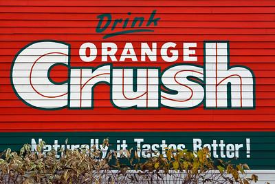 Orange Crush Cafe Racer Kitchen Mpls MN_8716