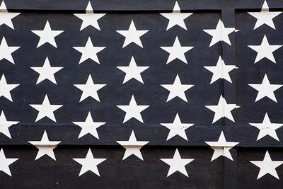 Black Flag Stars & Stripes Anchor Bar Waitsburg WA_9120