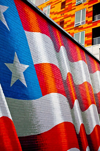 Flag Mural VFW Hall South Lyndale Minneapolis MN_0914