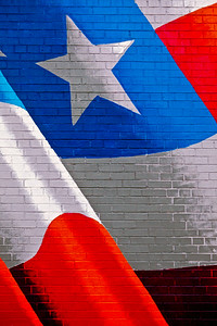 Flag Mural VFW Hall South Lyndale Minneapolis MN_0915