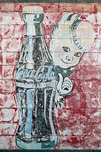 Coke Advertisement Mural Vicksburg MS_3175