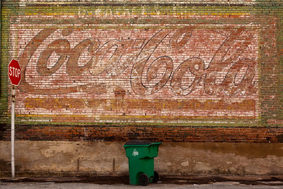 Stop Coke in the Can Mural Greenville TX_3065