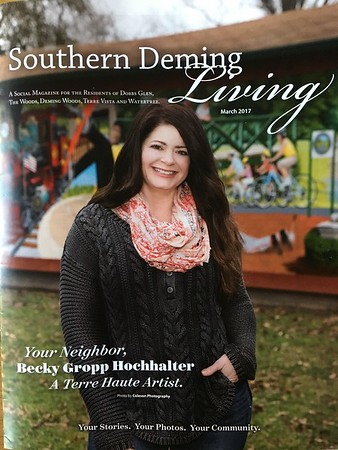 Southern Deming Living Magazine - March 2017