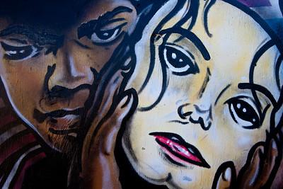 Michael Jackson & Mask Mural Mobile AL_2494