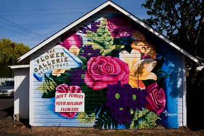 Flower Gallerie Garage Door Mural Junction City OR_0783