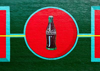 Coke Mural as Enso_0111