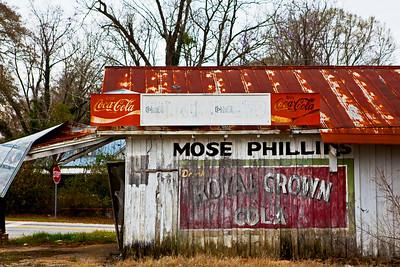 Royal Crown Cola Mural Smuteye Grocery Mose Phillips Proprieter Smuteye AL_2803