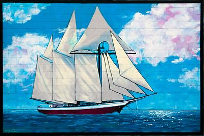 Sailboat Mural Manitowoc WI_9142