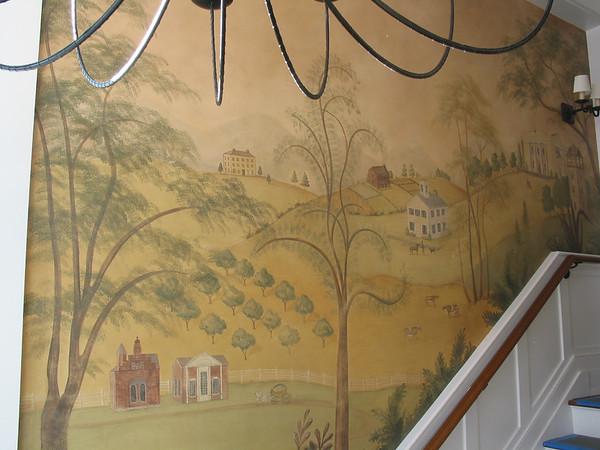 Mural 3 BoppArt Decorative Painting