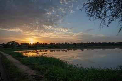 Tangi River Uganda