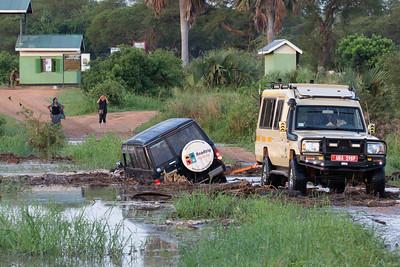 Tangi River in Flood