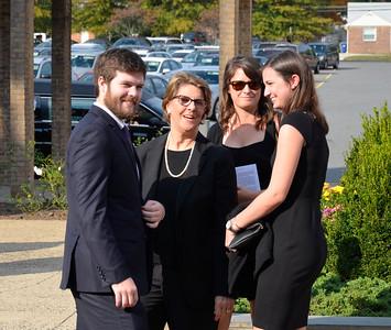 Muriel Strickland Funeral