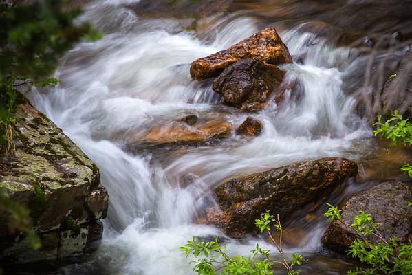 Peace-Pix Water Flowing