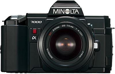 Minolta Maximum 7000