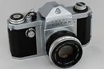 Heiland Pentax 35mm SLR camera