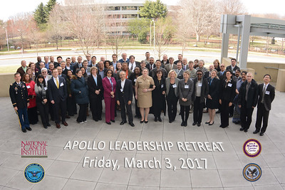 Group Photo: Apollo Leadership Retreat 2017
